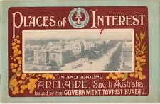 More details for adelaide south australia places of interest government tourist bureau 56 pages