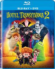 Hotel Transylvania 2 [New Blu-ray] With DVD, UV/HD Digital Copy, Widescreen, 2
