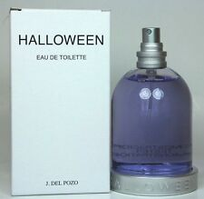Halloween By J. Del Pozo 3.3/3.4oz. Edt Spray Tster For Women New In Tster Box