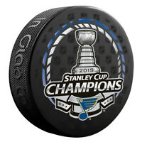 NHL St. Louis Blues Official 2019 Stanley Cup Champions Puck