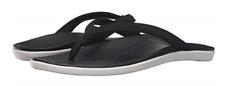Olukai HO'OPIO Black/black Flip Flop Sandal Women's sizes 5,6,7 NEW