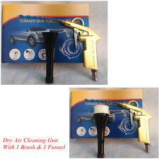 1 Pcs Car Motorcycle Machine Interior Dry Cleaning Gun Brush Cleaner Spray Tool
