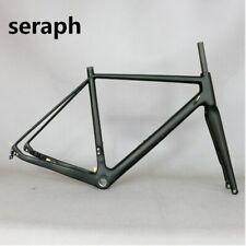2020 700C Carbon Bike Frame Thru Axle 142mm Available Gravel Disc Brake Frame