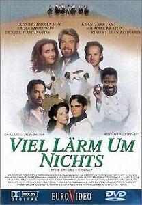 Viel Lärm um nichts von Sir Kenneth Branagh | DVD | Zustand gut