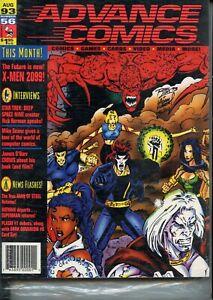 Advanced Comics #56 (August 1993) - CS1655