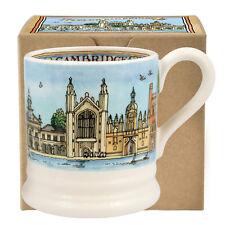 Emma Bridgewater 'Cities of Dreams' Cambridge Earthenware Half Pint Mug, Boxed
