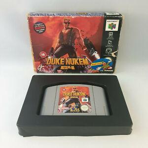 Nintendo 64 N64 - Duke Nukem 64