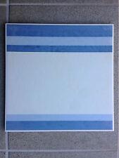 20 Stück Bodenfliese Villeroy & Boch Collection Century blau 3152 FE4B 22 x 22
