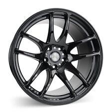 ESR SR08 18x8.5 5x114.3 Black Wheels Fit Mitsubishi Eclipse Lancer Mazda RX7 8