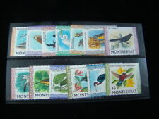 Montserrat Scott #231-243 Short Set Mint Never Hinged O.G. $28.50 SCV Nice!!