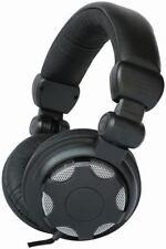Pro Signal - Deluxe Dj Headphones in Black