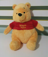 WINNIE THE POOH PLUSH TOY CHARACTER TOY DISNEY 26CM