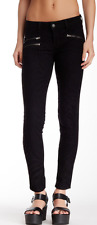 Siwy Denim Mickie Lace Detail Skinny Jean Doll Face 26 NWT $262