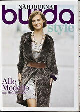 BURDA Style nähjournal 10.2009