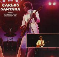 "Carlos Santana : Live at Hammersmith Odeon December 15th, 1976 VINYL 12"" Album"