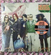 FLAMING LIPS VINYL heady nuggs 1994-1997 LP x5 NEW Ltd Edt #4938/6500 black BOX