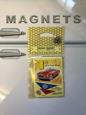 MG - Collectable Fridge Magnet
