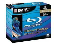 EMTEC Blu-ray BD-RE 25 gb 1 - 2 X Speed