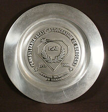 Pennsylvania State Association Of Boroughs Anniversary Collector Plate