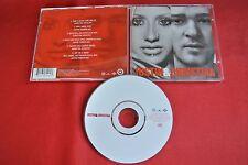 Justin Timberlake & Christina Aguilera Target Exclusive 2003 6 Track CD
