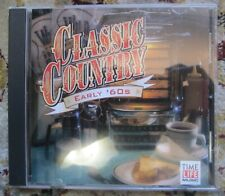 Time-Life Music: Classic Country Early '60s CD RARE Patsy Cline George Jones