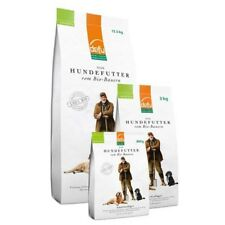 Defu Bio Adult Geflügel Hundefutter 12,5kg + 2 Rinderohren Trockenfutter (4,71€/