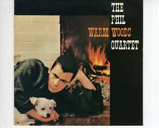 CD THE PHIL WOODS QUARTETwarm woodsJAPAN EX+ (A2115)