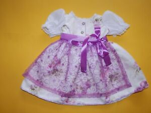 Baby Dirndl Kleid Gr. 62 / 68