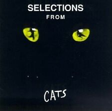 Audio CD - Broadway - Selections from Cats - Andrew Lloyd Weber - Trevor Nunn