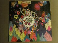 CHOPS / HELHESTEN CHOPS / DITHYRAMB LP '08 UPSET! UTR013 INDIE ART ROCK NOISE NM