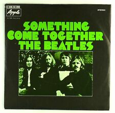 "7"" Single - The Beatles - Something / Come Together - S2331 - cleaned"