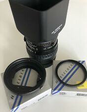 Hasselblad CFE 120 Macro Lens with accessories