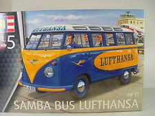 VW Samba Bus der Lufthansa - Revell Bausatz 1:24 - 07436  #E