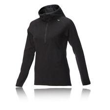 Abbigliamento sportivo da donna caldo nero manica lunga