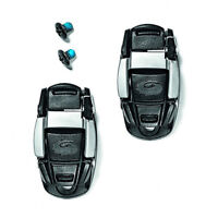 Sidi Cycling Shoes Replacement Caliper Buckle : BLACK GREY One Pair