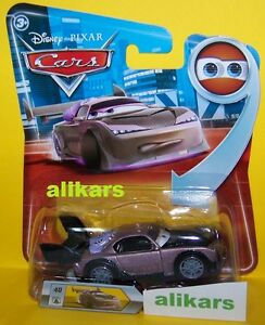 Look B - BOOST - #40 Tuner Boss Disney Cars toy car auto Lenticular Eyes change