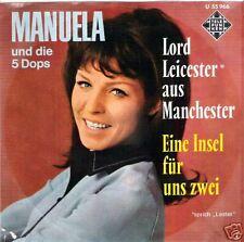 Single----Manuela-----Rarität-------