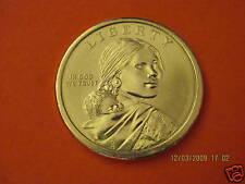 2010-D BU Mint State (Sacagawea) US One Dollar Coin
