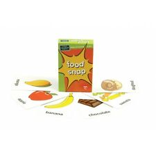 NEW The Green Board Game Co. - Food Snap Cards Card - 7 years plus