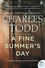 Todd, Charles, A Fine Summer's Day: An Inspector Ian Rutledge Mystery (Inspector