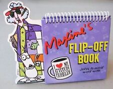 New Hallmark Maxine Flip-Off Joke Book for the Work Place in Sealed Package Gift