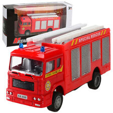 Red Fire Truck Vehicle Model Toy Kids LED Light Car Toy with Remote Control New