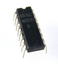 Signetics N74193 Binario sincrono 4-Bit su/giù CONTATORE IC OM52 1 pezzo.