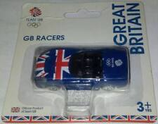 Corgi GB Racers GT Convertible Blue London 2012 Diecast Metal