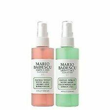Mario Badescu Facial Spray with Rosewater & Facial Spray with Green Tea Duo