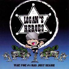 LOGAN'S HEROES - War For #1 Has Just Begun EP (ENUFF Z NUFF / FRIGO / Promo CD)