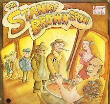 THE STANKY BROWN GROUP our pleasure to serve you SASD 7516 usa 1976 LP PS EX/VG