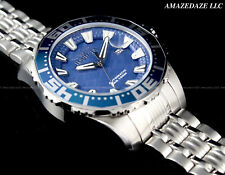 NEW Invicta Men 48mm Pro Diver 24J Automatic NH35A Stainless St. BLUE DIAL Watch