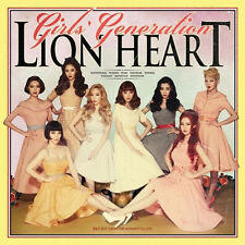 Girls' Generation - [Lion Heart] 5th Album CD+PhotoBook+Card Sealed K-Pop SNSD