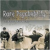 Various Artists - Rare Psychobilly from the Vaults, Vol. 1 (2011)